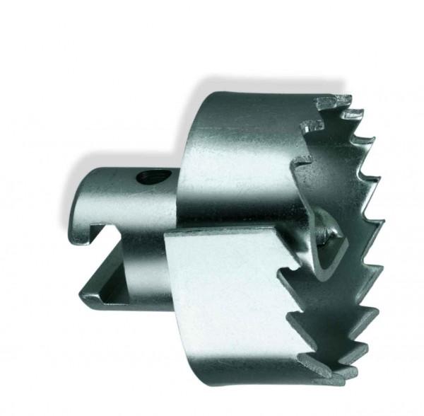 """Tête de coupe en dents de scie en spirale 32mm coupleur en T (1.1/4"""")"""