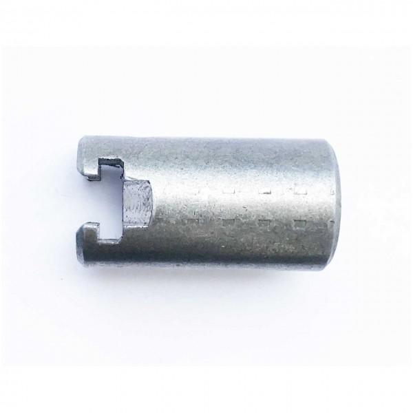 Kupplungsrohling 16mm T-Nut negativ