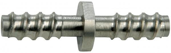 Verbindungsstück für Vierkant-Rohrreinigungsspiralen