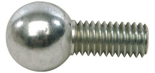 """Balle de choc pour spirale de nettoyage de tuyaux avec filet 1/2"""" WW"""