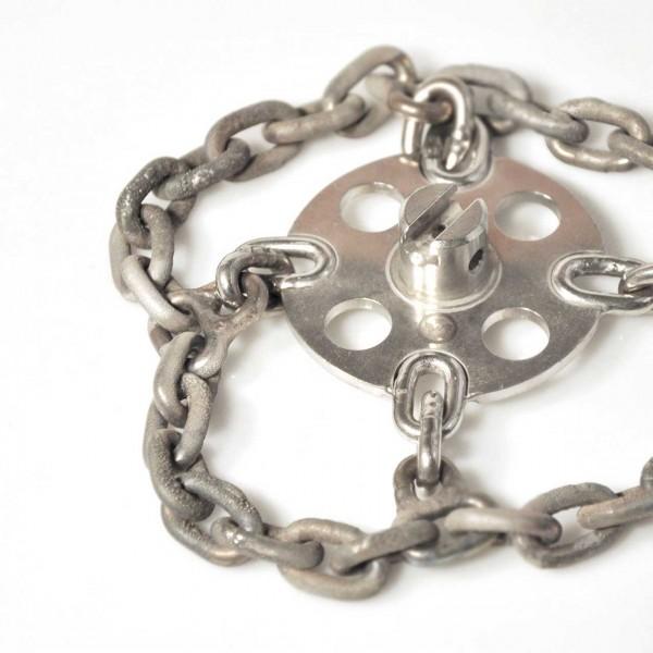 "Chain knocker Cyclone 16mm T-Nut coupling (5/8"")"