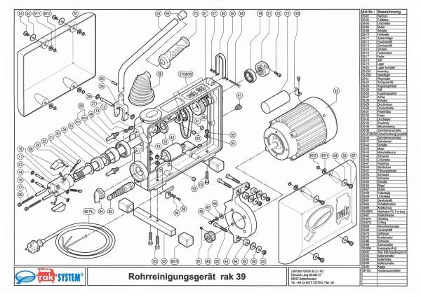 rak-39 Ersatzteile