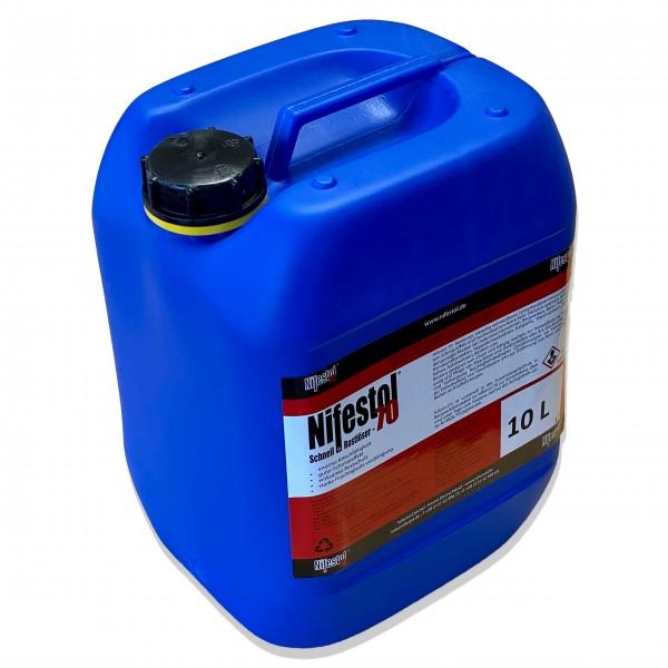 Spiralpflegemittel 10 Liter Kanister von Nifestol