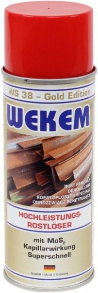 Drain cable care Wekem WS38