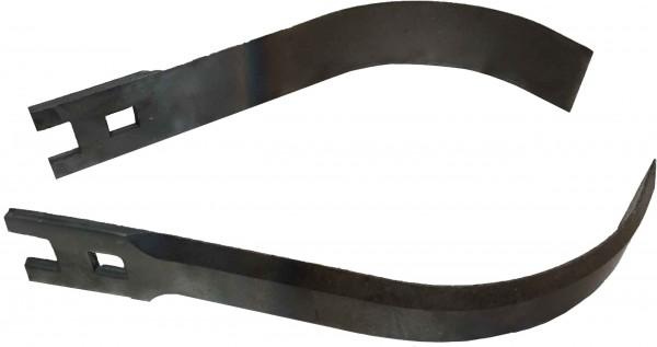 Remplacement de la lame de coupe pour tête de coupe à expansion