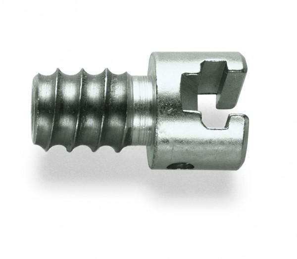 Couplage de spirale coupleur en T négatif pour les spirales de nettoyage des tuyaux Standard & SMK