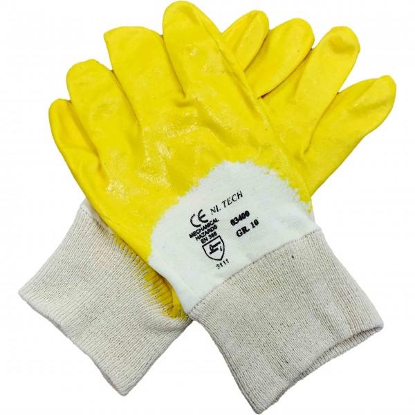 Gants de protection pour les bricoleurs pour spirales de nettoyage de tuyaux