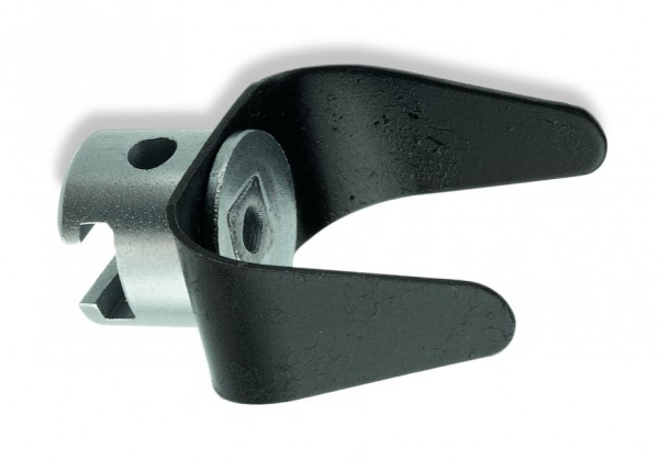 """Fork cutter with 16mm T-Nut (5/8"""")"""