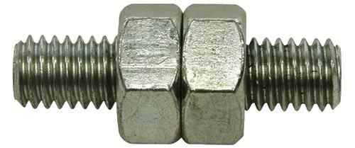 """Adaptateur de raccordement pour spirale de nettoyage de tuyaux avec filetage 1/2"""" WW"""