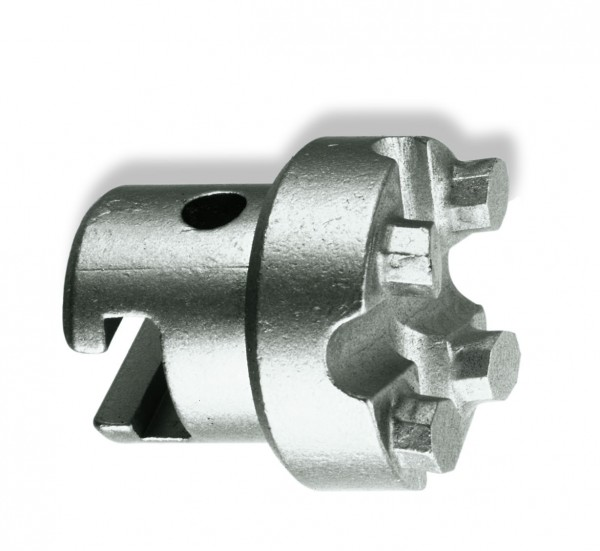 "carbide miller - 22mm (7/8"") T-Nut - straight head"