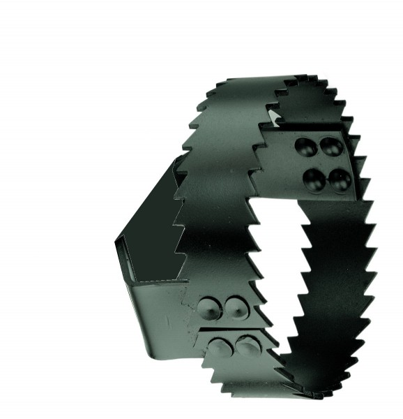 Spare cutting crown for root cutter