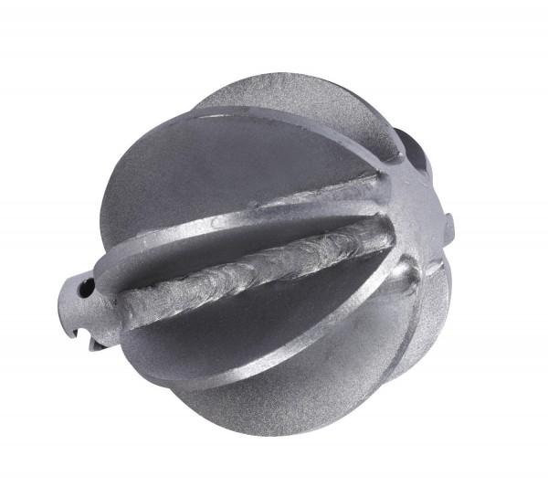"Kugelkopffräser 8 Blätter - 32mm T-Nut (1.1/4"")"