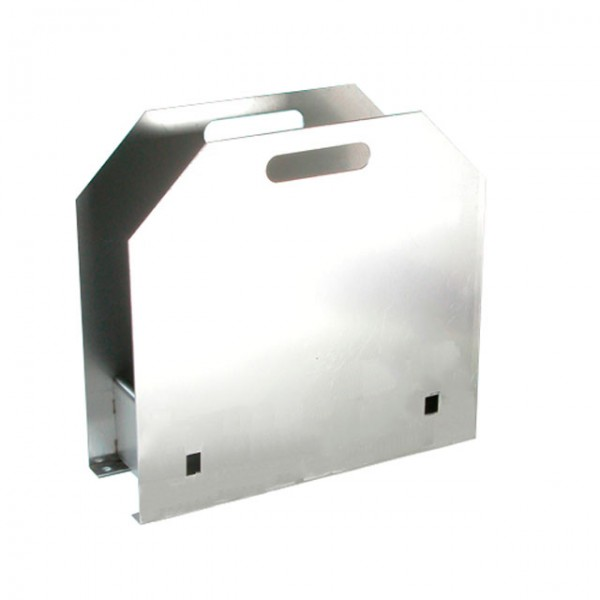 Magazine for drain cable basket