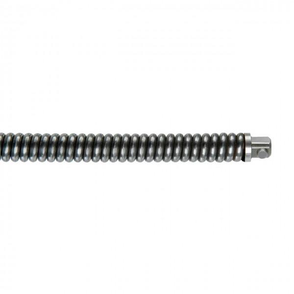Rohrreinigungsspirale 20mm für KaRo AS20, Vierkant-Kupplung