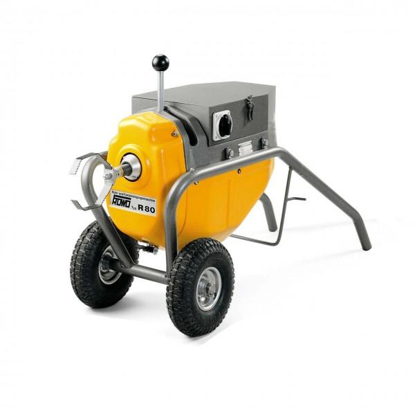 ROWO R80 Rohrreinigungsmaschine