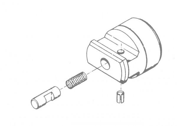 Kit de réparation pour le rak couplage ASF