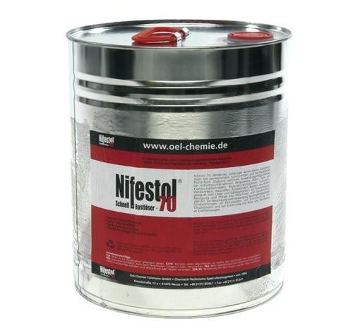 Nifestol Pflegemittel für Spiralen 10l Kanister