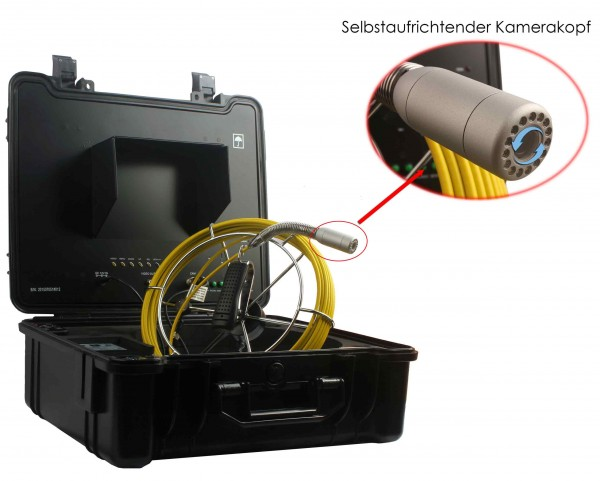 Rohrinspektionskamera 26mm Kamerakopf