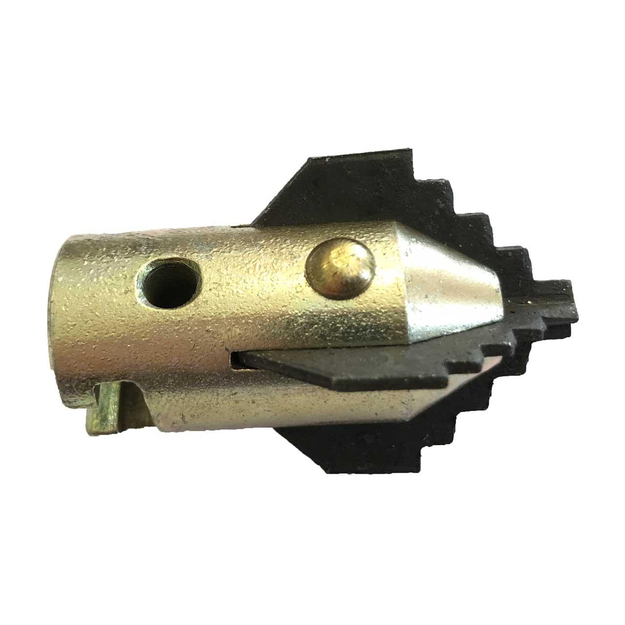 Kreuzblattbohrer f/ür 22mm Rohrreinigungsspiralen