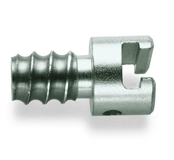 S-/S-SMK-Spiralenkupplung negativ T-Nut