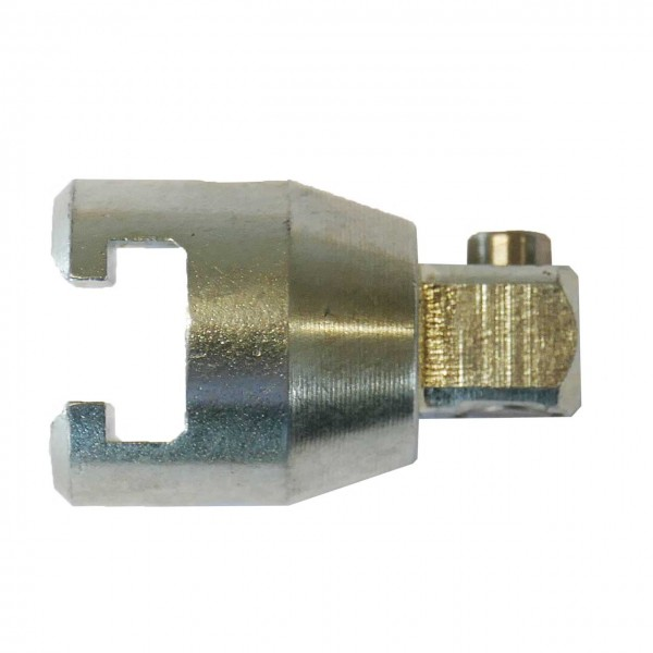 Adapter 22mm T-Nut to 16mm Rioned