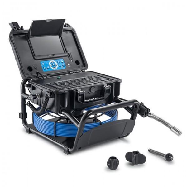 Caméra d'inspection de tuyaux poussoir de 5,2 mm