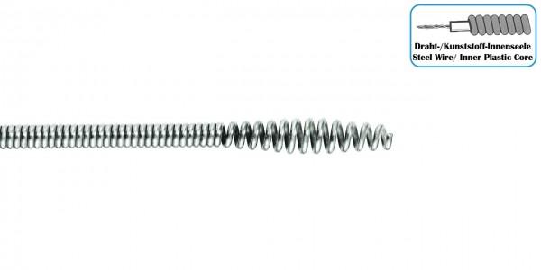 Bulb head cable wire plastic core 10mm