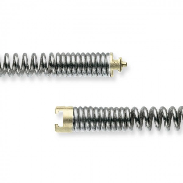 """rak S drain cleaning cable reinforced 22mm T-Nut (7/8"""")"""
