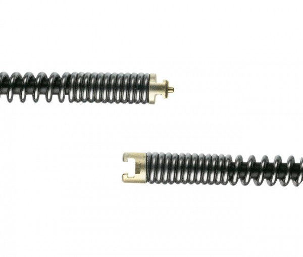 """rak drain cleaning cable with black core 22mm (7/8"""")"""