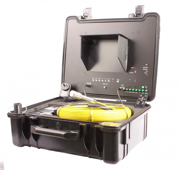 Rohrinspektionskamera 23mm Kamerakopf